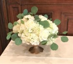 $55 - budget low centerpiece for reception